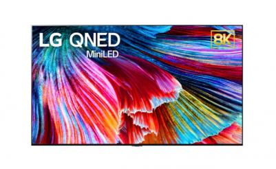 LG QNED miniLED TV photo